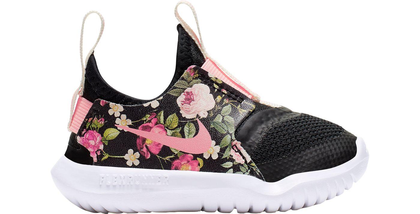 Nike Toddler Flex Runner Vintage Floral Running Shoes