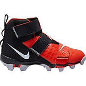 Nike Kids' Force Savage Shark 2 Mid Football Cleats