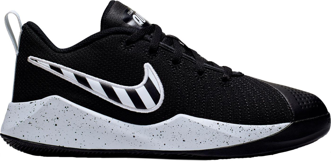 Nike Kids' Grade School Team Hustle Quick 2 Sport Shoes