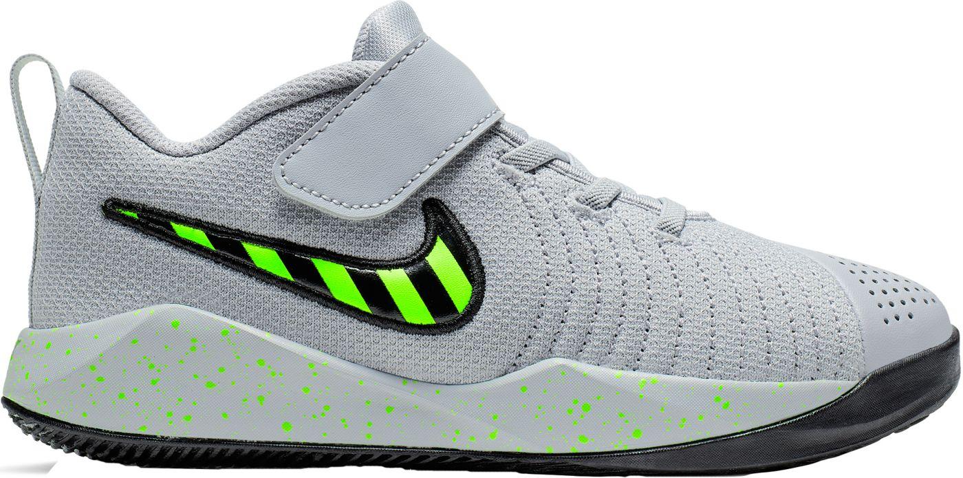 Nike Kids' Preschool Team Hustle Quick 2 Sport Shoes