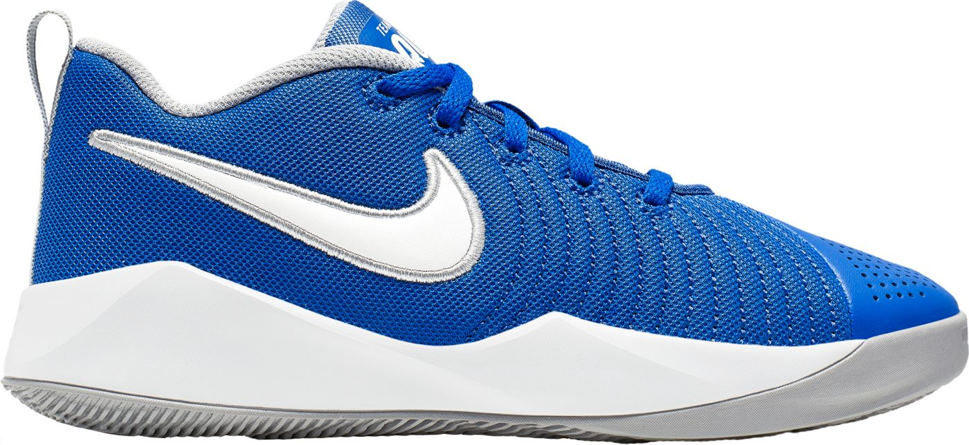 Nike Kids' Grade School Team Hustle Quick 2 Shoes