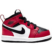 Jordan Toddler Jordan 1 Mid Basketball Shoes