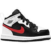 Jordan Kids' Toddler Jordan 1 Mid Basketball Shoes