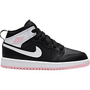 Jordan Kids' Preschool Jordan 1 Mid Basketball Shoes