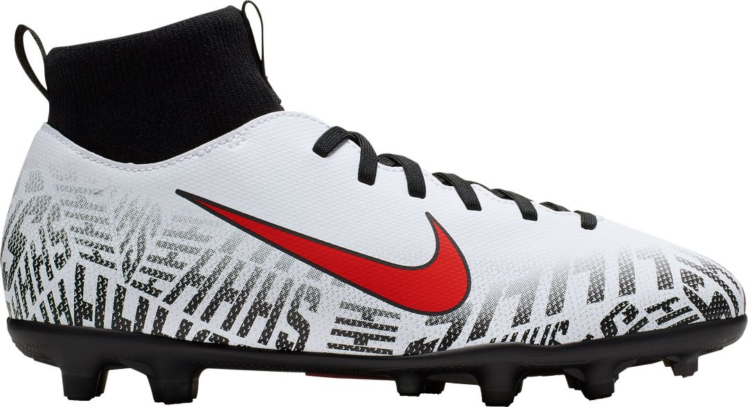 low cost bf23a 5d33c Nike Kids' Mercurial Superfly 6 Club Neymar Jr. FG Soccer Cleats