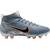 Nike Kids' Mercurial Superfly 6 Academy FG Soccer Cleats