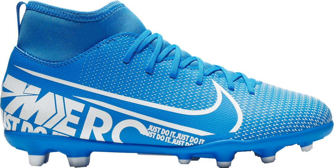 check out 230f0 e0697 Nike Kids' Mercurial Superfly 7 Club FG Soccer Cleats