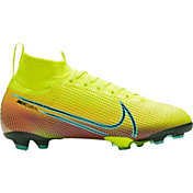 Nike Kids' Mercurial Superfly 7 Elite MDS FG Soccer Cleats