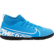 Nike Kids' Mercurial Superfly 7 Club Indoor Soccer Shoes