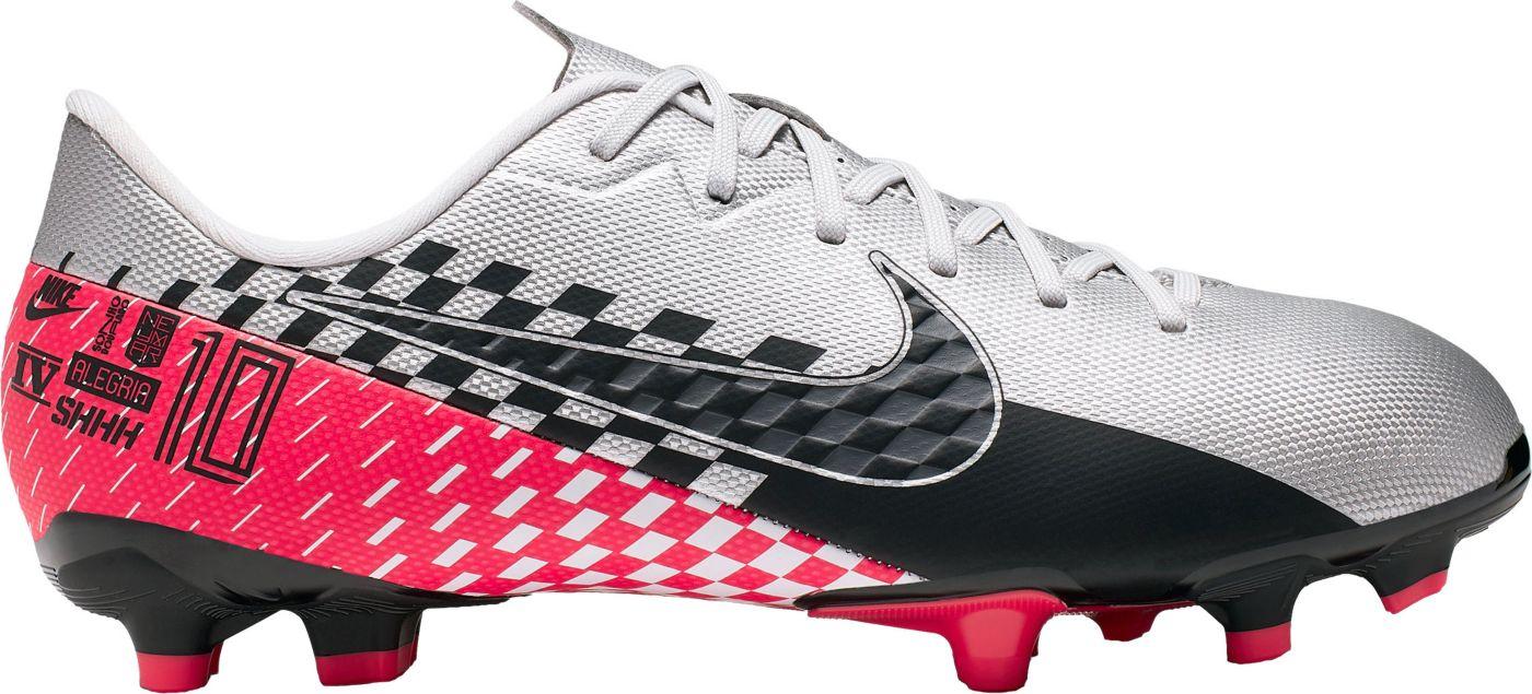 Nike Kids' Mercurial Vapor 13 Academy Neymar Jr. FG Soccer Cleats
