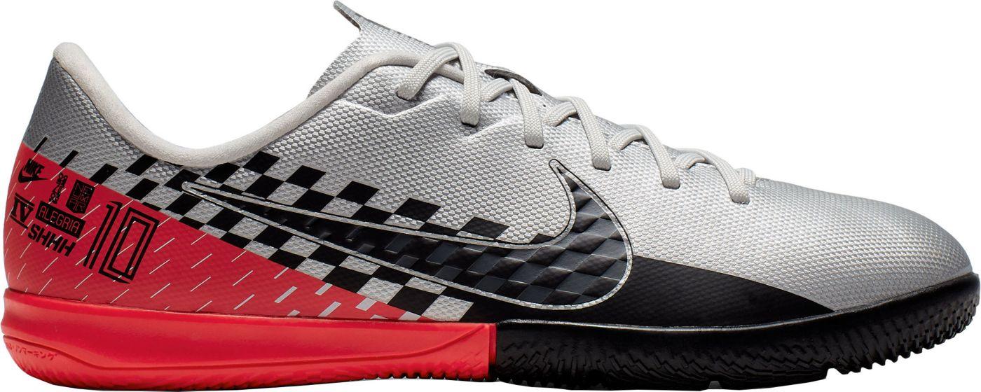 Nike Kids' Mercurial Vapor 13 Academy Neymar JR. Indoor Soccer Shoes