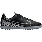 a30496a967be4 Product Image · Nike Kids' Mercurial Vapor 13 Club Turf Soccer Cleats ·  Black/Gray