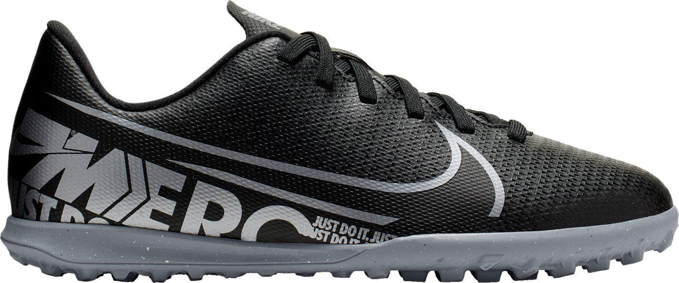 Nike Kids' Mercurial Vapor 13 Club Turf Soccer Cleats