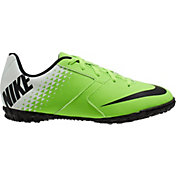 Nike Kids' BombaX Turf Soccer Cleats
