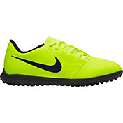 Nike Kids' Phantom Venom Club Turf Soccer Cleats