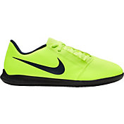 Nike Kids' Phantom Venom Club Indoor Soccer Shoes