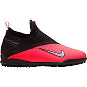 Nike Kids' Phantom Vision 2 Academy Dynamic Fit Turf Soccer Cleats