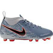 Nike Kids' Phantom Vision Club Dynamic Fit FG Soccer Cleats