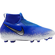 Nike Kids' Phantom Vision Academy Dynamic Fit FG Soccer Cleats