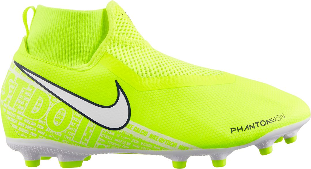 factory price 69462 57895 Nike Kids' Phantom Vision Academy Dynamic Fit FG Soccer Cleats