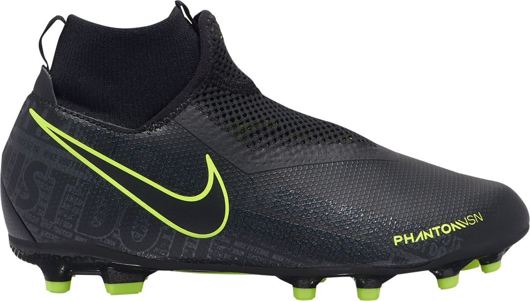 factory price ef672 b5d82 Nike Kids' Phantom Vision Academy Dynamic Fit FG Soccer Cleats