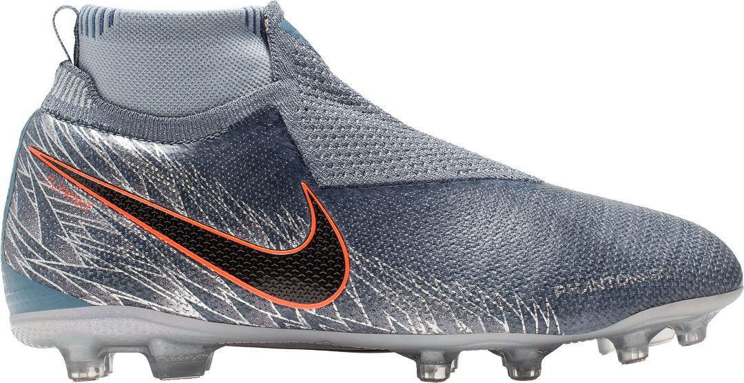 sports shoes 36640 1d923 Nike Kids' Phantom Vision Elite Dynamic Fit FG Soccer Cleats