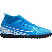 Nike Kids' Mercurial Superfly 7 Club Turf Soccer Cleats