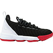 Nike Kids' Preschool LeBron 16 Basketball Shoes