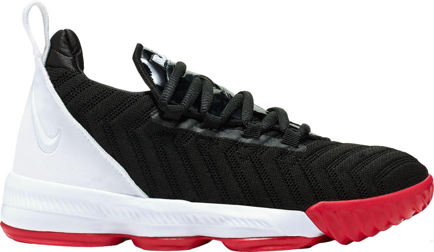 Nike Kids' Preschool LeBron 16 Basketball Shoes