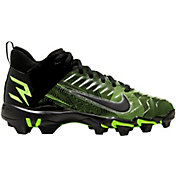 Nike Kids' Alpha Menace Shark 2 RW Mid Football Cleats