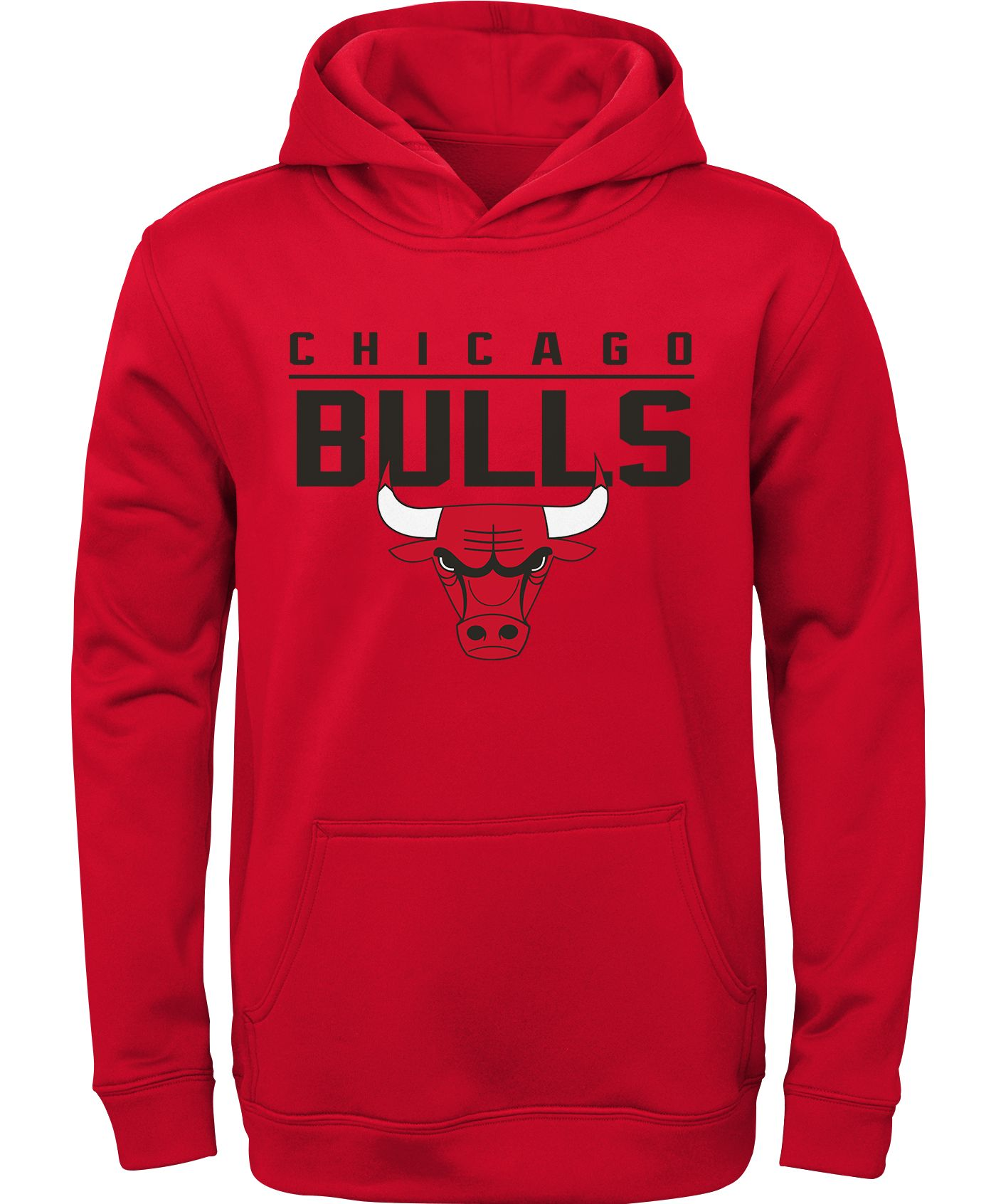 Nike Youth Chicago Bulls Pullover Hoodie