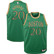 Nike Youth Boston Celtics Gordon Hayward Dri-FIT City Edition Swingman Jersey