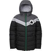 Nike Youth Boston Celtics Puffer Full-Zip Jacket