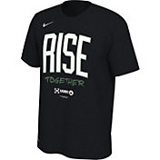 "Nike Youth Boston Celtics 2019 Playoffs ""Rise Together"" Dri-FIT T-Shirt"