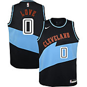Nike Youth Cleveland Cavaliers Kevin Love #0 Hardwood Classic Dri-FIT Swingman Jersey