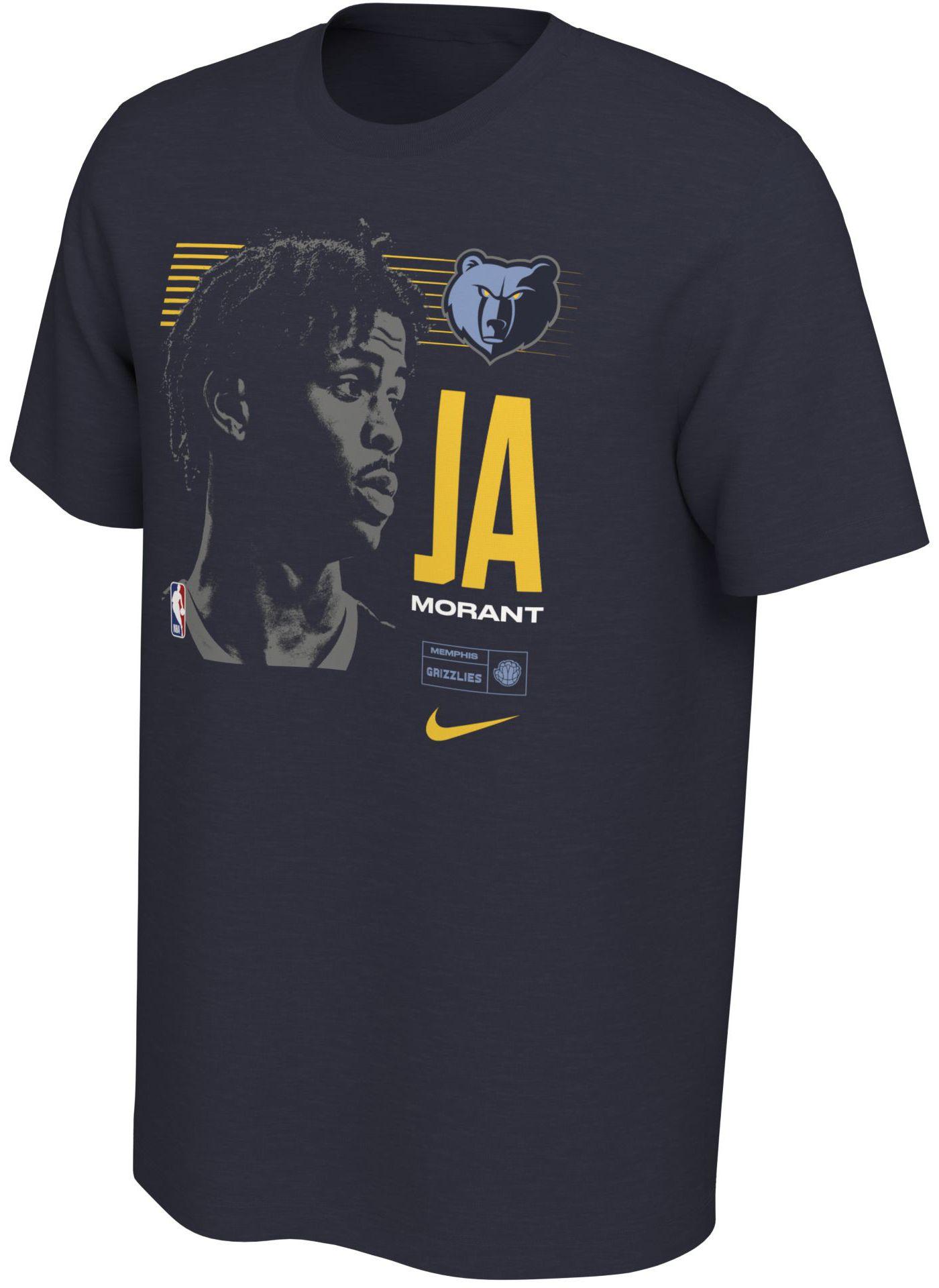 Nike Youth Memphis Grizzlies Ja Morant Dri-FIT T-Shirt