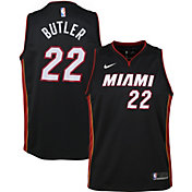 Nike Youth Miami Heat Jimmy Butler #22 Black Dri-FIT Swingman Jersey