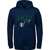 Nike Youth Utah Jazz Pullover Hoodie