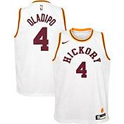 Nike Youth Indiana Pacers Victor Oladipo #4 Hardwood Classic Dri-FIT Swingman Jersey