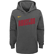Nike Youth Houston Rockets Hardwood Classic Pullover Hoodie