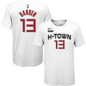 Nike Youth Houston Rockets James Harden Dri-FIT City Edition T-Shirt
