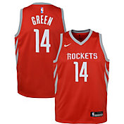 Nike Youth Houston Rockets Gerald Green #14 Red Dri-FIT Swingman Jersey