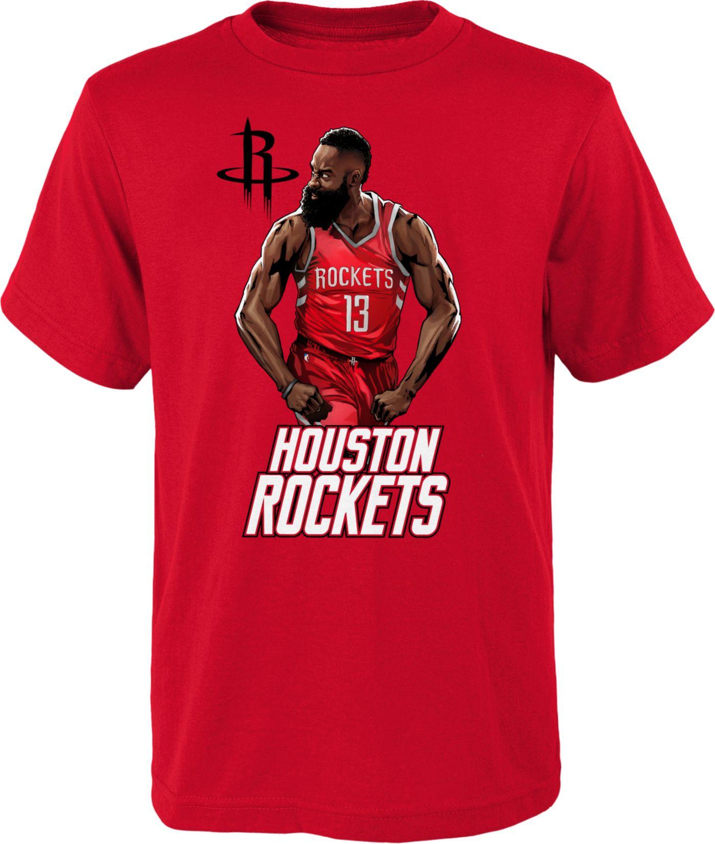 NBA Youth Houston Rockets James Harden T-Shirt