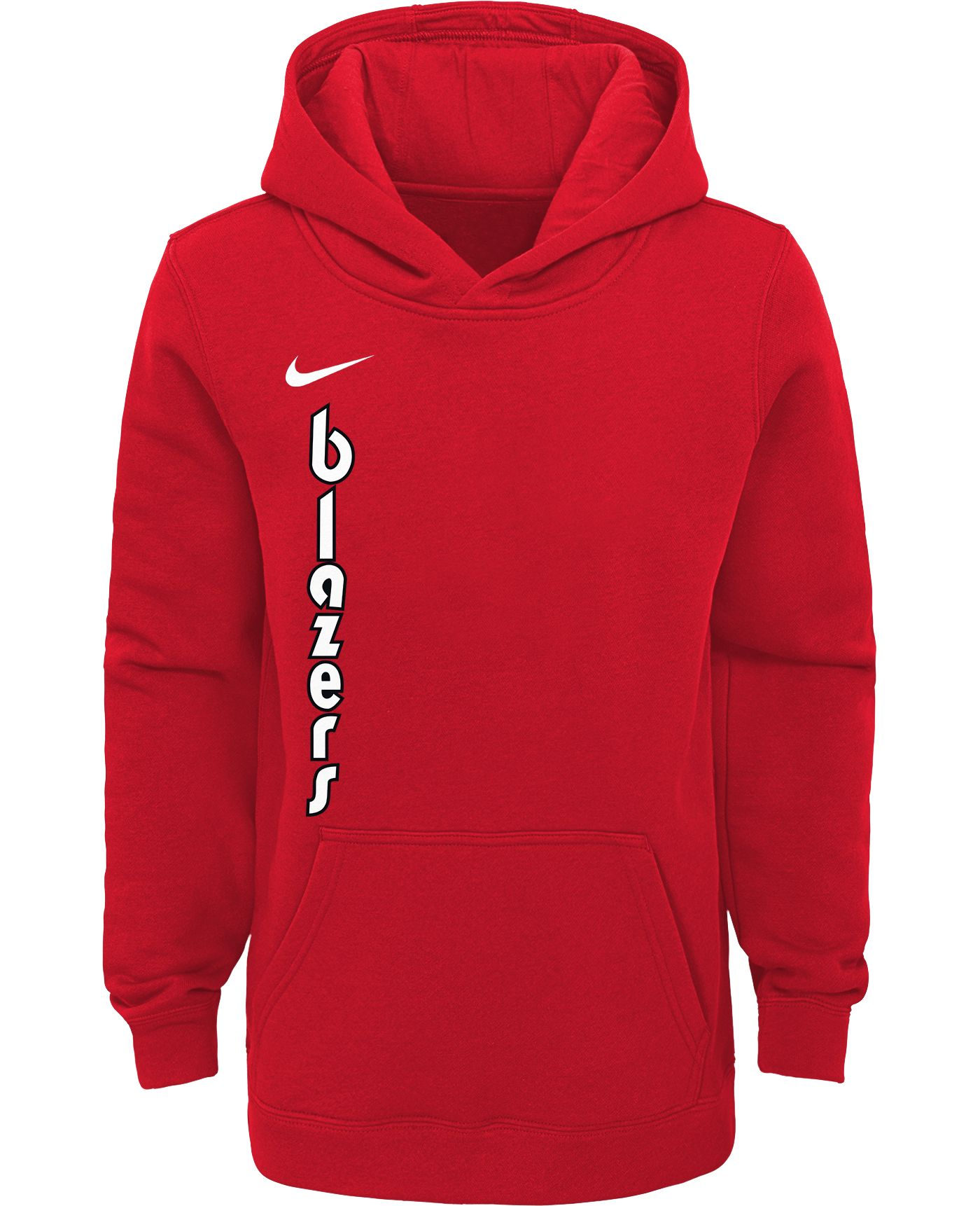 Nike Youth Portland Trail Blazers Hardwood Classic Pullover Hoodie