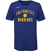Nike Youth Golden State Warriors Dri-FIT Hardwood Classic T-Shirt