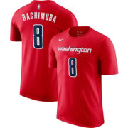 Nike Youth Washington Wizards Rui Hachimura #8 Dri-FIT Red T-Shirt