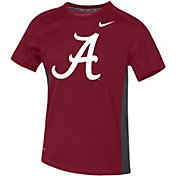 Nike Youth Alabama Crimson Tide Crimson Dri-FIT Miler T-Shirt