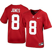 Nike Youth Julio Jones Alabama Crimson Tide #8 Crimson Replica Football Jersey