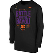 Nike Youth Clemson Tigers 2019-20 College Football Playoff Semifinal Bound Long Sleeve T-Shirt