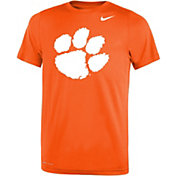 Nike Youth Clemson Tigers Orange Dri-FIT Legend 2.0 T-Shirt